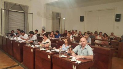 Concejo Deliberante: se conformó la Comisión que investigará las causas judiciales a funcionarios municipales