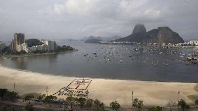 Por la contaminación, 3 de cada 10 playas de Brasil no están aptas para bañarse