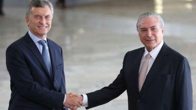 Las apuestas y las señales de Macri y Temer