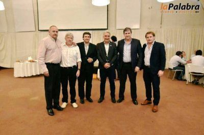 Zara presentó, en La Plata, el plan de infraestructura 2017