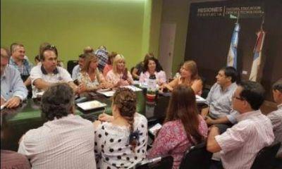 """Paritaria docente: desde Sadop afirman que """"la Nación garantizó la continuidad del Artículo 9"""""""
