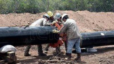 Licitarán obras por $4.000 millones para llevar gas natural a 140.500 hogares