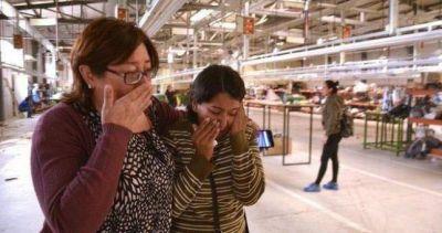 Obreras ocupan la Textil Neuquén para defender sus puestos de trabajo