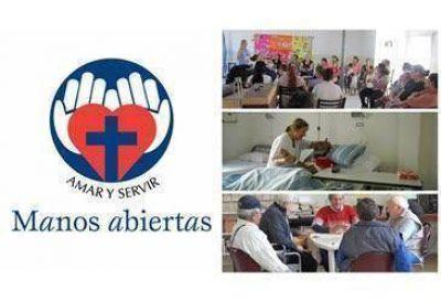 La organización Manos Abiertas recibirá a un grupo de refugiados sirios