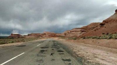 Confirman repavimentación de la Ruta Nacional N° 25