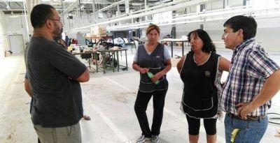 Fuerte y sugerente respaldo de ATE a obreras textiles