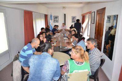 ATE Santa Cruz apoyó el reclamo de los 79 mineros cesanteados