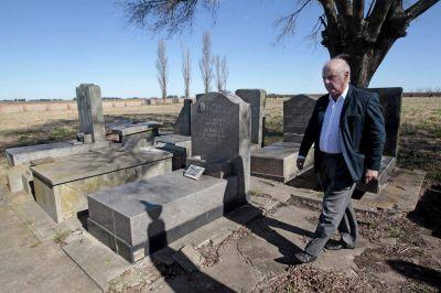 En la Cuna del Girasol Argentino, trabajan  para fomentar el turismo judío