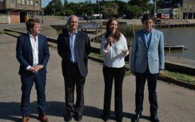 Provincia traspasará la administración del puerto de San Isidro al municipio