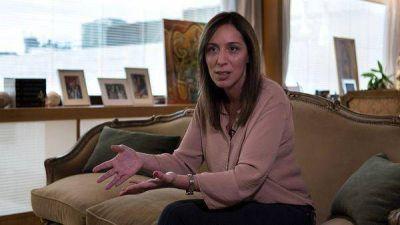 María Eugenia Vidal y el peronismo bonaerense: