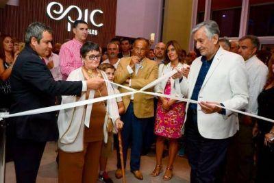 Abrió sus puertas el primer hotel 5 estrellas de la provincia