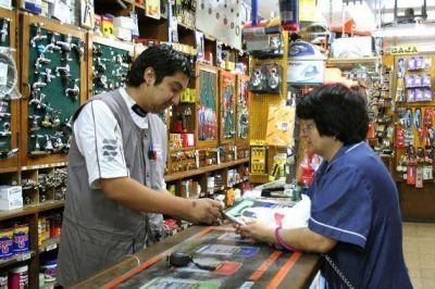 """Comerciantes riojanos: """"Está difícil mantener el empleado por la caída de las ventas"""