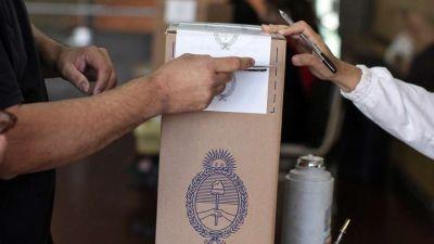 Sin reforma, en Nación preparan la elección con boletas de papel