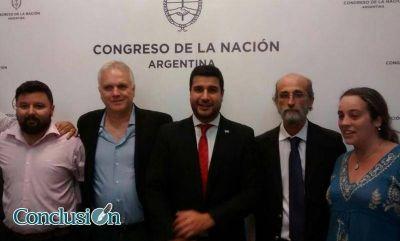 El Movimiento Sindical Rosarino dejó en claro su postura ante la Bicameral