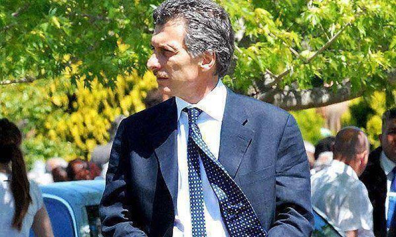 Macri se afianza en su idea de ser candidato a Presidente