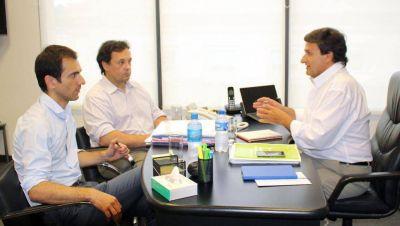 Petrecca brindó detalles del plan de obras para 2017