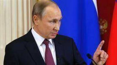 Un fallo saca de carrera a un rival de Putin