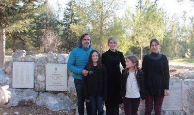 """Fue establecido en Israel el Centro de conmemoración a la memoria de Alberto Nisman Z""""L"""