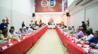 Mensaje para el Pro: la UCR junta a todos sus intendentes y volverá a exigir mayor participación
