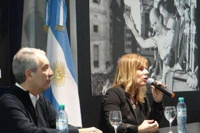 Se empiezan a definir los escenarios: Alak y Saintout se mostrarán juntos en La Plata