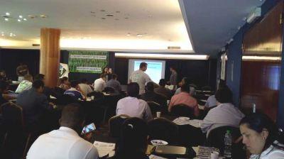 Finaliza el taller para la Juventud Trabajadora de Transporte de ITF