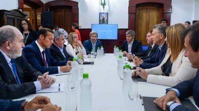 Mauricio Macri se reunió con gobernadores y abordó el