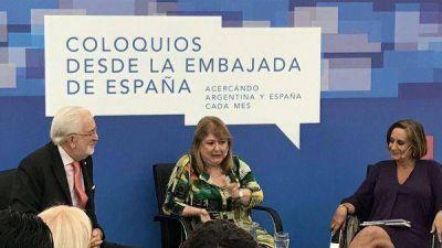 Susana Malcorra confía en un rápido acuerdo entre la Unión Europea y el Mercosur