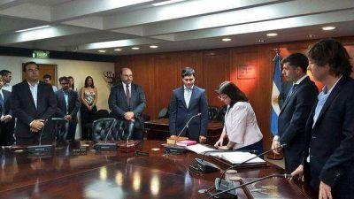 Agustín Cinto es el nuevo Administrador General del Poder Judicial