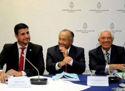 Adolfo Rodríguez Saá rechazó el decreto de Macri