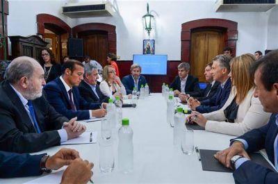 El Gobierno lanzó el Plan Patagonia para mejorar la infraestructura en el Sur