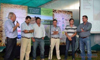 Cosecha de arroz: Colombi instó a duplicar las hectáreas sembradas