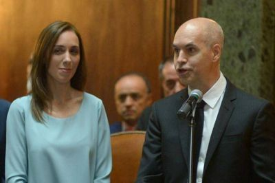 Vidal firmará junto a Rodríguez Larreta un convenio de cooperación con la Unidad de Información Financiera