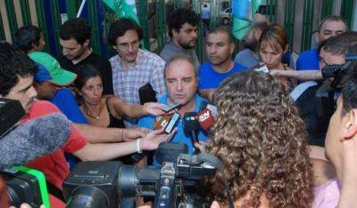 """Miguel Díaz: """"A la clase política no le interesa la escuela estatal"""""""