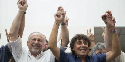 Yasky y Micheli iniciaron la reunificación de la CTA