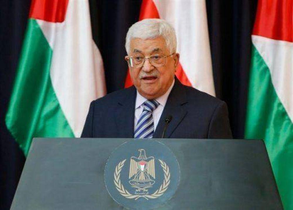 Abbas advierte a Israel de que podría verse obligado a romper la cooperación de seguridad