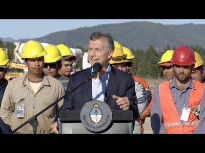 Macri ratificó el rumbo económico: