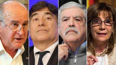 Denuncia de Nisman: imputaron a De Vido, Parrilli, Zannini y Abbona por encubrir el atentado a la AMIA