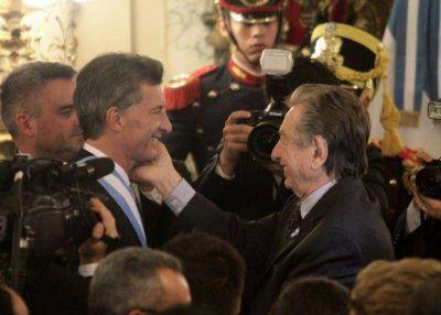 Aguad afirmó que Franco Macri es un
