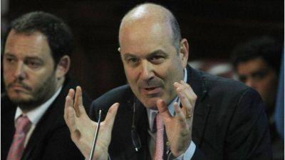 """Sturzenegger, sobre la inflación: """"Es un progreso, pero todavía falta mucho"""""""