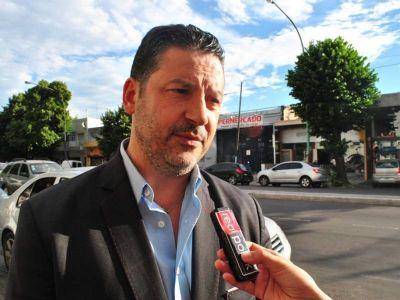 Menéndez exige la descentralización del estado y apunta a la creación de un departamento judicial