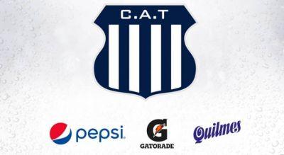 Talleres presentó nuevos socios: Pepsi, Gatorade y Quilmes