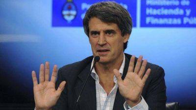 La oposición denunciará a Alfonso Prat-Gay
