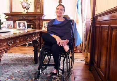"Gabriela Michetti: ""Monzó tiene razón, faltó más política territorial"""