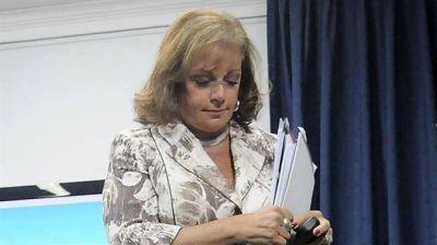 Nilda Garré presentó un proyecto para sancionar con prisión el negacionismo