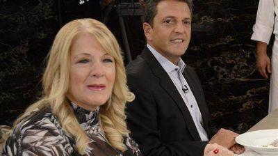 Margarita Stolbizer y Sergio Massa confirmaron un posible acuerdo para las elecciones legislativas