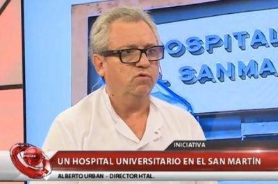 El Policlínico San Martín se transformará en el primer Hospital Universitario de La Plata