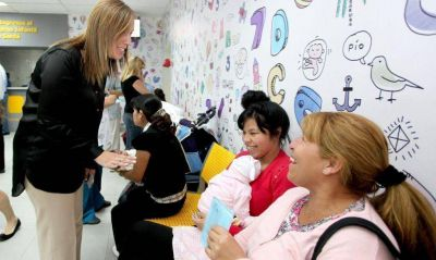 Vidal suma acusaciones ante una nueva Maternidad en conflicto