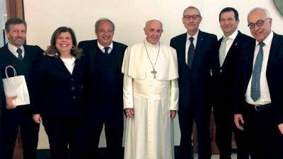 Jóvenes palestinos e israelíes juntos gracias a Scholas, la fundación del Papa