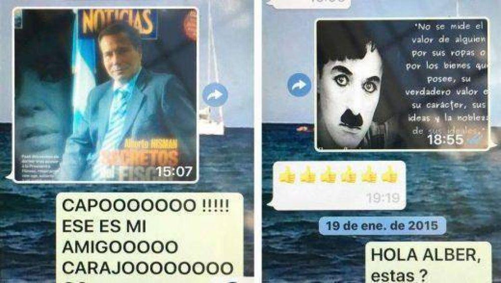 Espíen a Nisman