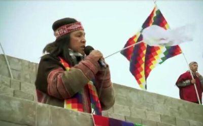 El gobernador participará de un documental sobre Milagro Sala